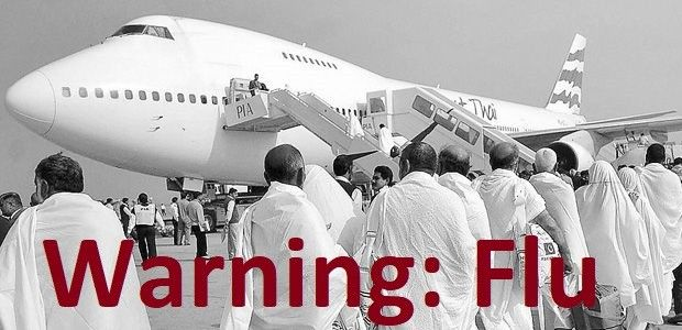 Flu Outbreak on Flight to Mecca