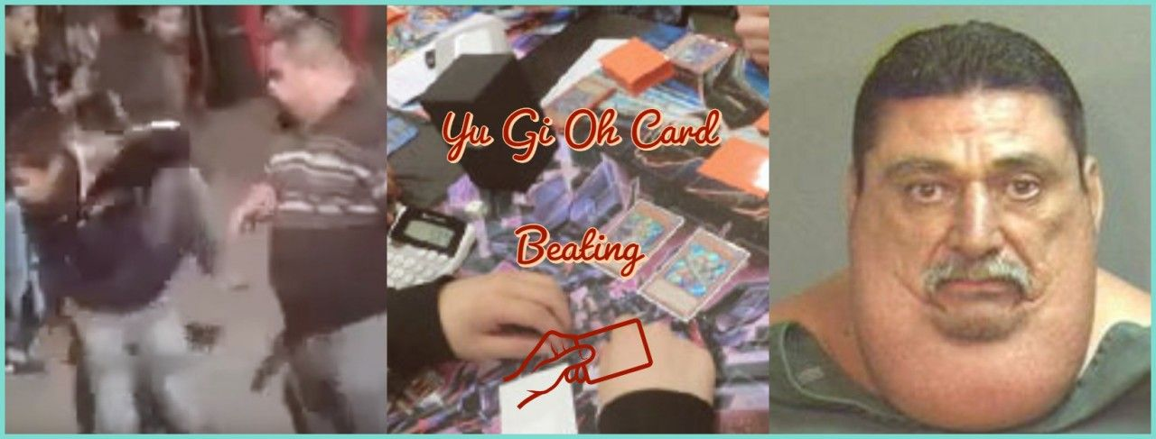 Adult Assaults Child Over Yu-Gi-Oh Card Game