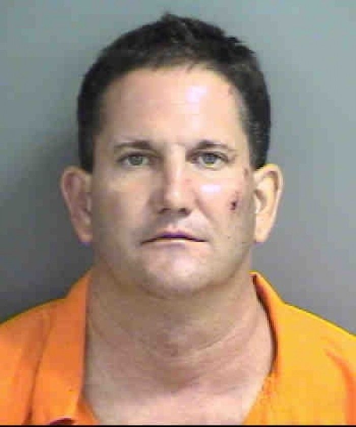 Florida Man Punches Police Officer and Poops Pants