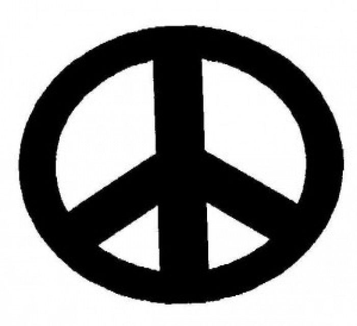 How The Peace Sign Is Embedded In War