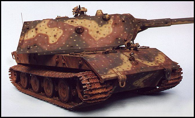 E100 super heavy tank