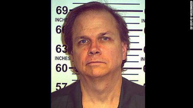 Mark David Chapman dened parole for the 12th year in a row