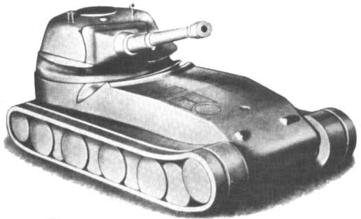 Panzerkampfwagen VII Lowe