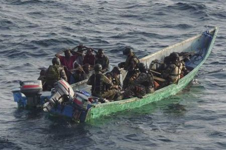 Pirate attack off Mogadishu on october 10 , 2012