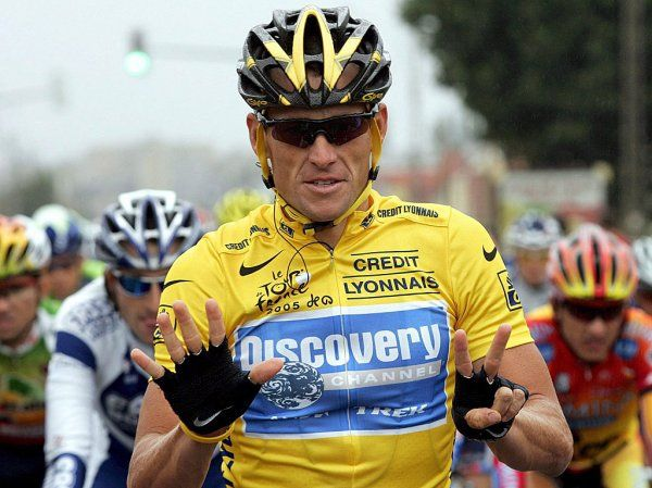Lance Armstrong loses everything