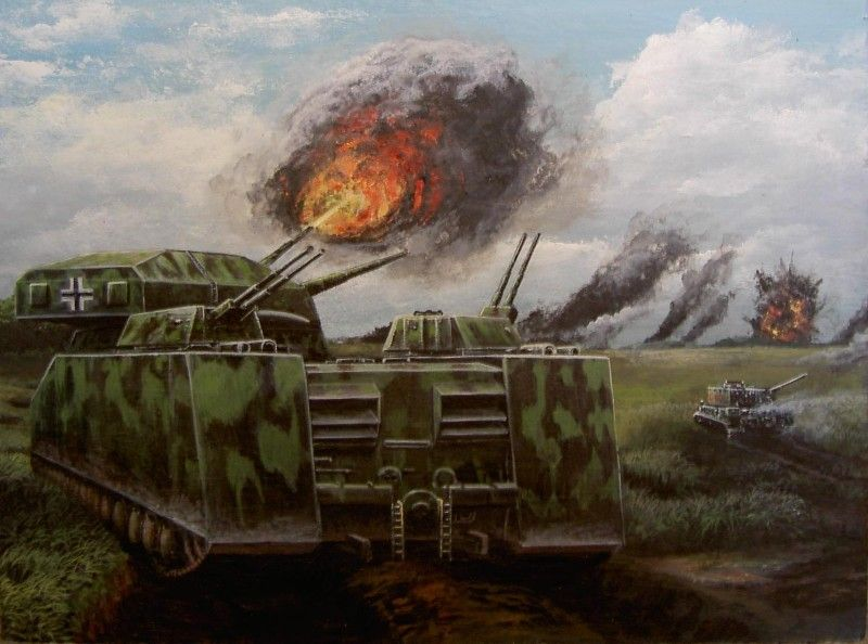 P-1000 ratte in oils