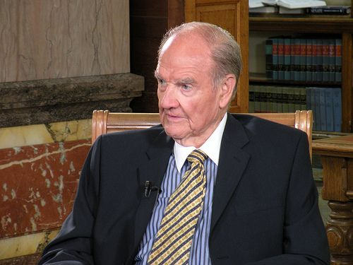 George McGovern Dies