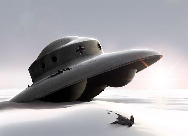German UFO