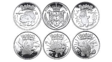 POKEMON X AND Y Niue-Money