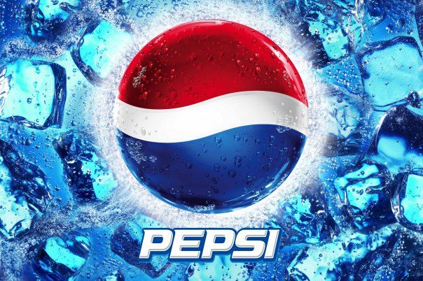 Setting pepsi on fire
