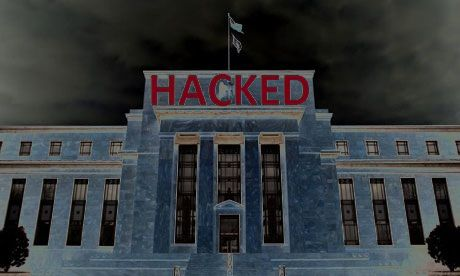The US Federal Reserve Hacked
