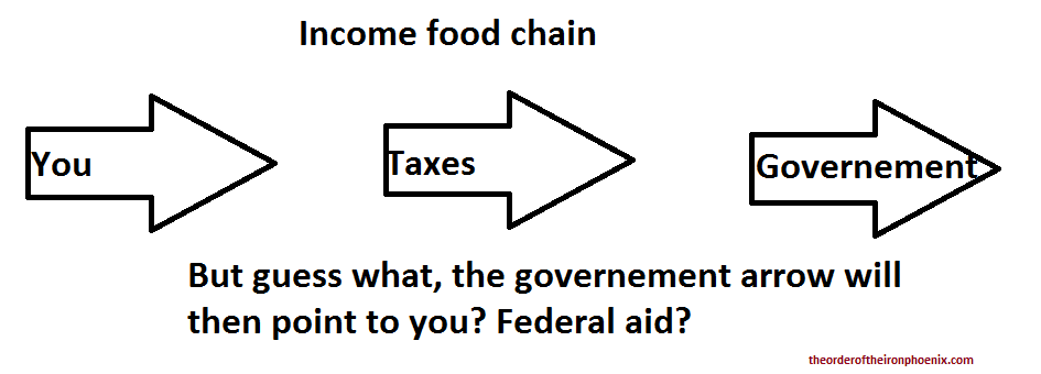 income food chain
