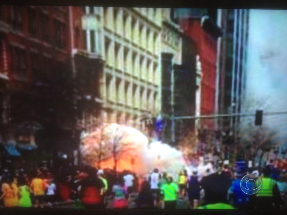 Two Explosions in Boston leave many injured