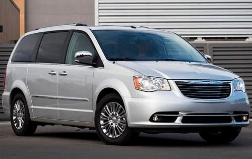 Are minivans for women?