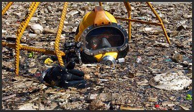 Sewer Diver killed