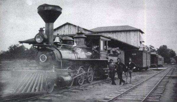 many men killed by this train and the rails