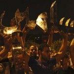 Egyptians revolt again
