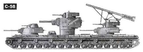 The soviet behemoth -- KV VI