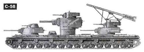 The soviet behemoth -- KV VI