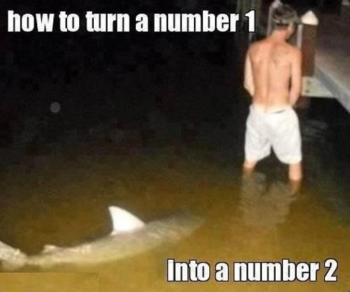 how to turn a number one into a number two