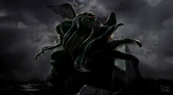 Cthulhu reaches for you in your dreams